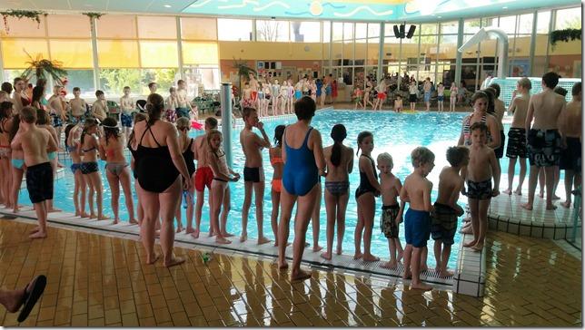 PERSBERICHT Kerstvakantie in de zwembaden - stuiver duiken