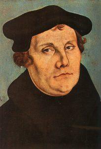 Maarten Luther (Lucas Cranach, 1529)