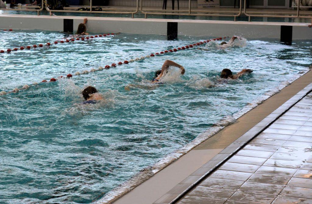 Ladies Only zwemmen in Aquarijn