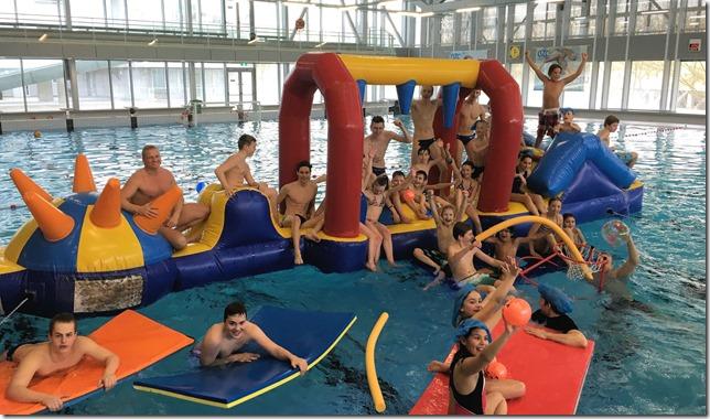 PERSBERICHT Voorjaarsvakantie in de zwembaden - stormbaan AquaRijn