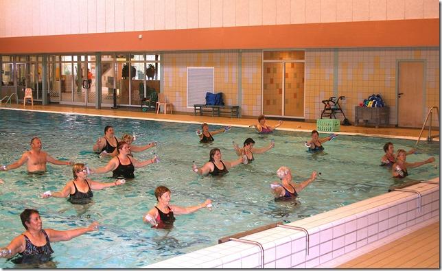 PERSBERICHT Nationale Sportweek De Thermen 2 De Hoorn Aquamarathon