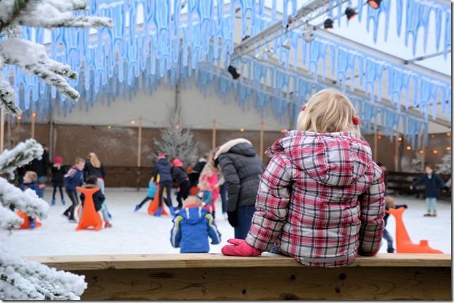 Archeon aanko Open Dag 2018 ijsbaan